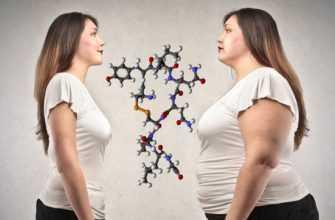 Лишний вес и гормоны