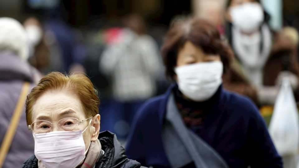 Защита маской от коронавируса