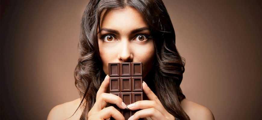 Хочется шоколад