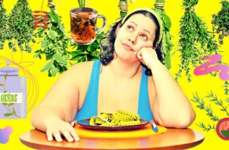 Как похудеть при помощи трав